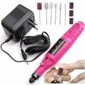 Lixa De Unha Elétrica Lixadeira Manicure Pedicure 110v