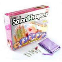 Kit Manicure Lixa De Unha Profissional Para Lixar, Modelar,