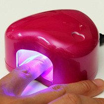 Prego Ferramenta Manicure Khaki Rose Máquina Uv Gel Luz Art