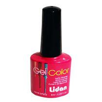 Esmalte Acrigel Shellac Gel Color Lidan Gel Cabine