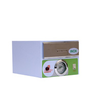 Estufa Para Manicure Interior Em Inox Esterilização 180°c A