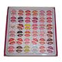 Kit Gel Lidan Variedades 36 Itens Manicure Acrigel + Brinde