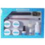 Kit Acrigel Manicure Profissional Adesivo Gel Uv Top Coat