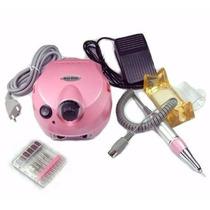 Lixa Elétrica De Unha Profissional 30.000 Rpm 110v