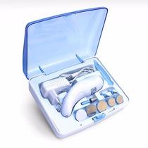 Kit Manicure Pedicure Elétrico Pratice 300 G-life Unhas Lixa
