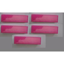 Lixa Cubo Acabamento E Polimento Unha Acrigel Postiça 5 Und