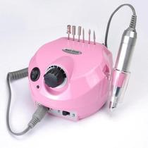 Lixa Eletrica Polidor P/ Unha Profissional Nail Drill