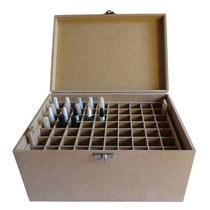 Caixa Porta 70 Esmaltes De Unha Liso - Pague C/ Cartão
