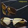 Óculos Para Dirigir À Noite Polarizado Proteção Uv 400 Novo