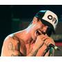 Boné Trucker Off! Anthony Kiedis Red Hot Chili Peppers