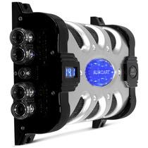 Mega Capacitor Audioart 30 Farad 30.000w Rms Digital Som