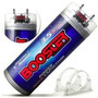 Mega Capacitor Booster 3.5 Farads Com Voltimetro