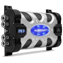 Mega Capacitor Audioart 18 Farad 18000w Rms Voltímetro