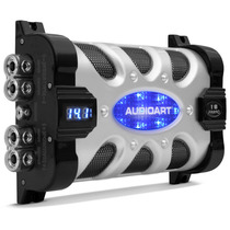Mega Capacitor 18 Farad Digital P/ Som Carro Uno Fusca 18000