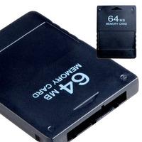Memory Card 64mb Ps2 Playstation 2 - No Rj - Mercado Envios