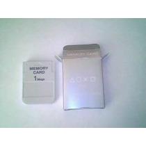 Memory Card Ps1 E Play One 1mega No Atacado 10peças 50reais