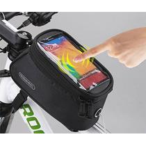 Bolsa Bike Case Celular Iphone Galaxy Sony Impermeável