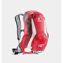 Mochila Deuter Race Exp Air 12 + 3 L Top Vermelha