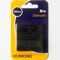 Sutiã Extender - Womens 50mm Preto Strap Extension