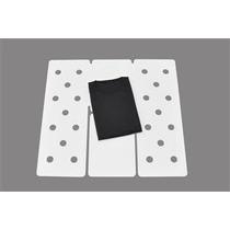 Dobrador De Camisetas E Roupas - Dobre Rápido - Frete Grátis