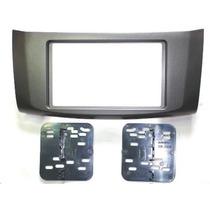 Moldura Painel Novo Nissan Sentra 2014 2 Din Dvd Multimidia