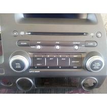 Aparelho De Som Honda Civic, Cd E Mp3 07/12