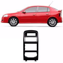 Moldura Painel Dvd 2 Din Astra Hatch E Sedan Com Ar Digital