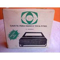 Suporte Para Radio E Toca Fitas Antigo