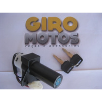 Chave Ignicção/contato Yamaha Ybr 125 Factor