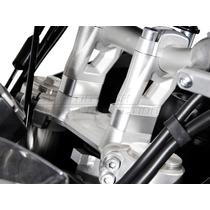 Mancal De Guidão Triumph Tiger 800xc Elevar 20mm Sw Motech