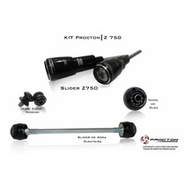 Kit Slider Procton Racing Kawasaki Z750 - Completo