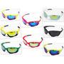 Óculos De Sol Esportivo Bike - Oulaiou Proteção Uv100% Col 7