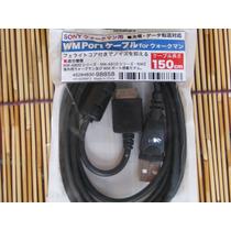 Cabo Usb P/ Player Walkman Sony Nw800 Nw910 Nwz