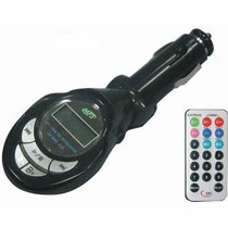 Transmitter Car - Music Mp3 Player Fm Pendrive Usb