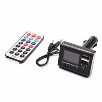 Transmissor Kit Fm Carro Automovel Veicular Iphone 5s 6