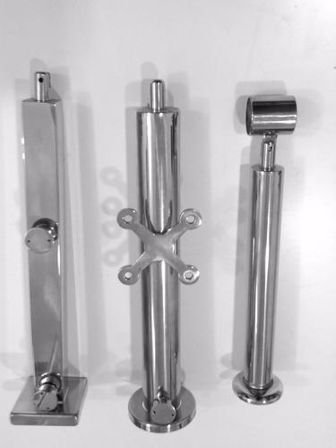 Acessorios Para Corrimao Em Aluminio E Aço Inox-2012 0710