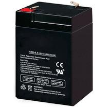 Bateria 6v 4.5ah - Moto Elétrica, Brinquedos E Triciclos
