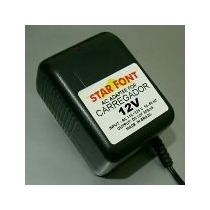 Carregador Bateria 12v Bateria Selada - Frete Grátis Brasil