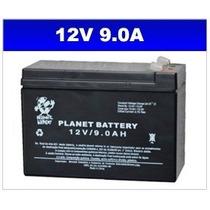 Bateria 12v 9ah Selada Moto Elétrica Bandeirantes Magic Toys