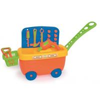 Kit Box Oficina Ferramentas Infantil Bs Toys - Imperdível!