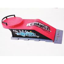 Pista (rampa) De Skate Com Patins De Dedo - Grátis Skate