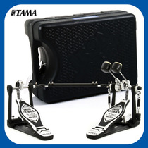 Pedal Duplo De Bateria Tama Hp 600 Dtwb Iron Cobra C/ Case