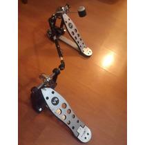 Pedal Duplo Bateria V4 Basix Novíssimo. Compre Agora !!!