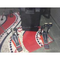 Pedal Duplo Dw 5000 Com Hard Case