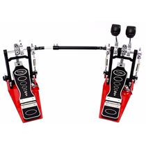 Pedal Duplo Odery Privilege Pd902 Double Chain Loja Shopmusi