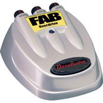 Pedal Overdrive D2 Fab Danelectro - Frete Grátis