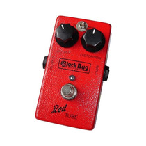 Pedal Red Tube Trt-2 Black Bug
