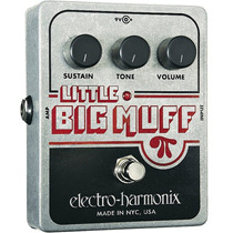 Pedal Para Guitarra Electro-harmonix Little Big Muff