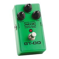 Oferta ! Dunlop M193 Pedal Mxr Gt-od Overdrive P/ Guitarra
