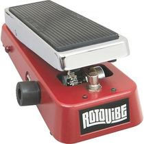 Pedal Dunlop Rotovibe Chorus + Vibrato + Controle Expressão